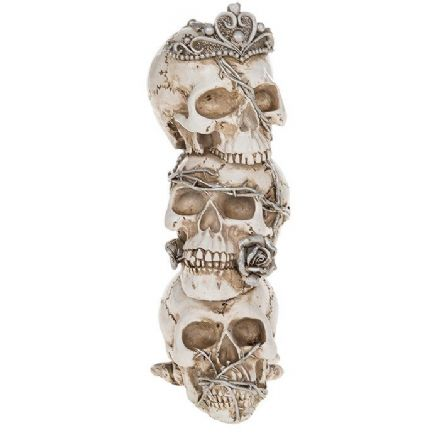 Gothic Ghouls Tower of Skulls